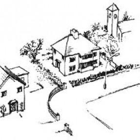 Советы Фэн Шуй в отношении внешнего окружения дома.